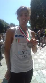 domenico caracciolo enterprise campionati italiani strada juniores canelli 2019